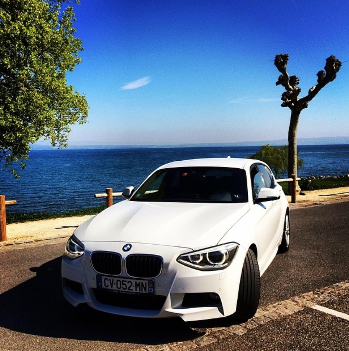 BMW 125D F20