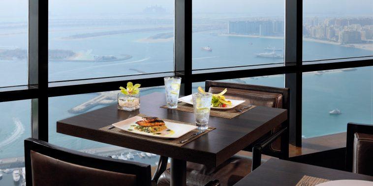 Restaurant The Observatory Dubai