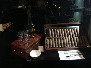 Whisky et cigares à The Observatory, photo de Lacto-Ovo-Vegetarian du site Zomato.com