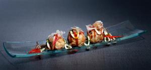 Takoyaki Gatronomique par Christophe Vagnières