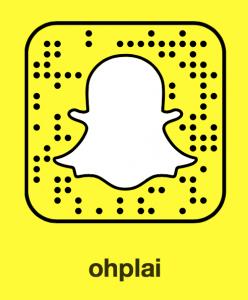 Snapchat OhPlai