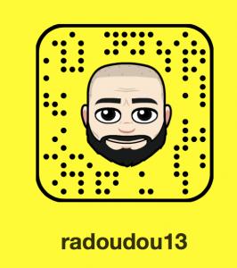 Snapchat Radoudou 13