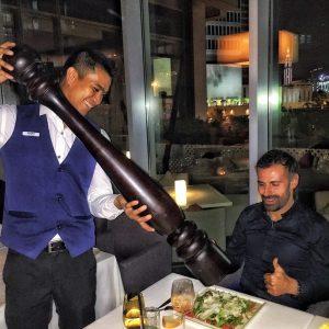 Le Poivrier géant de Robert's Dubai